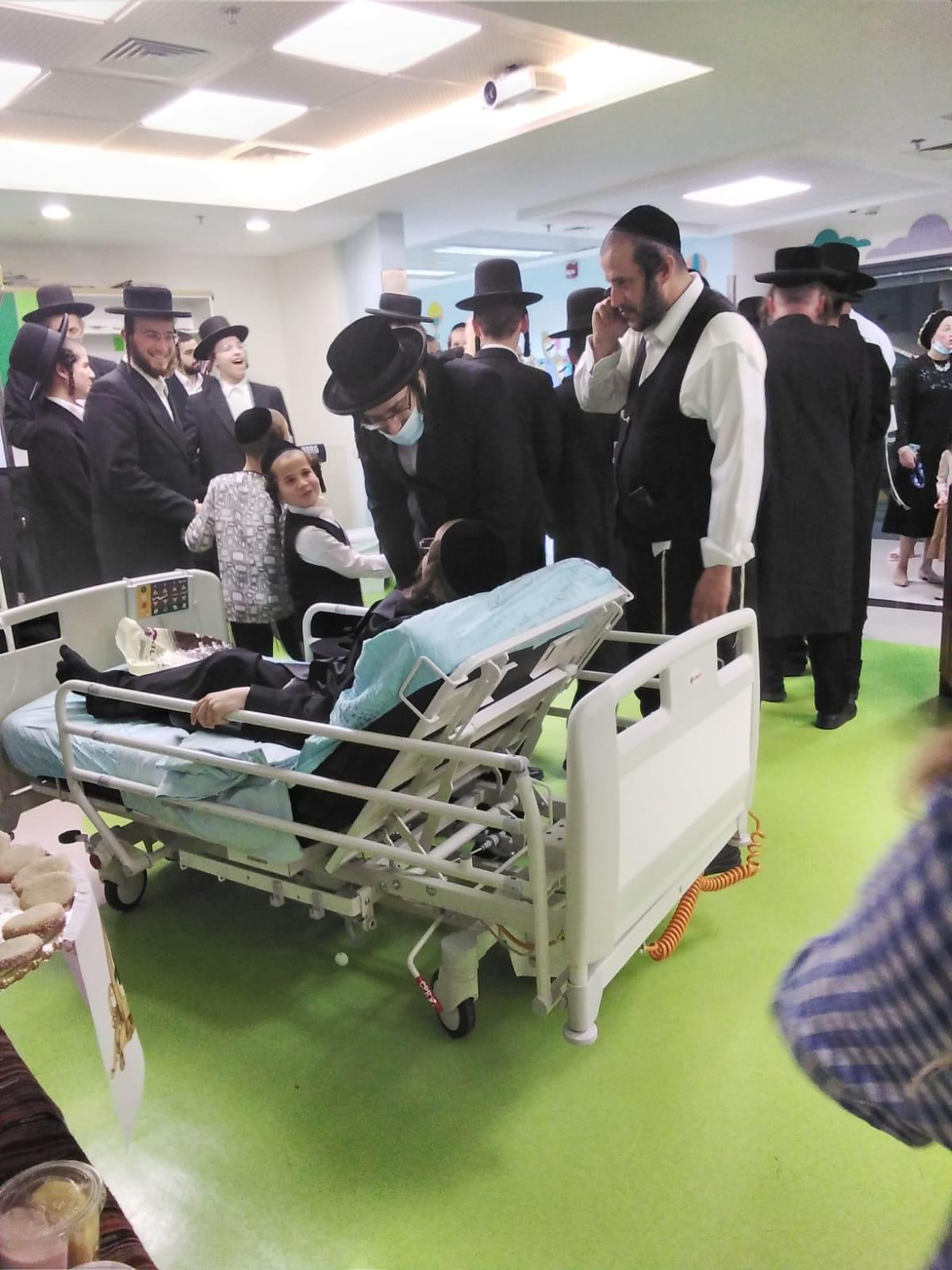בית החולים וילף לילדים