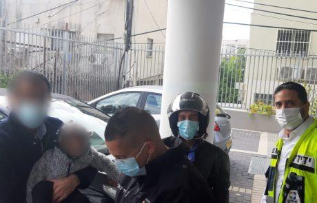 המקרה המפחיד על נעילתה ברכב של פעוטה בת שנתיים בעיר רמת גן