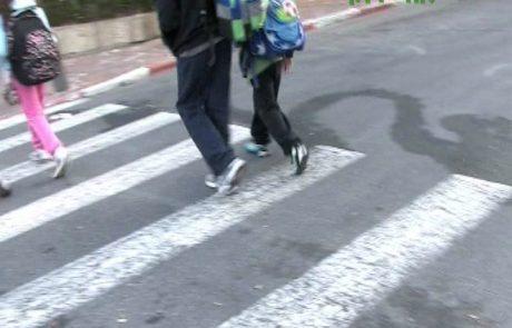 בני ברק 2019: מספר שיא של ילדים שנפגעו בתאונות דרכים כהולכי רגל