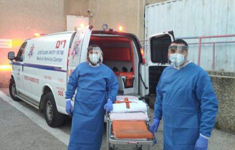 """730 חולים בבני ברק. מנכ""""ל בית החולים בבני ברק, פרופ' מוטי רביד קורא להטיל סגר"""